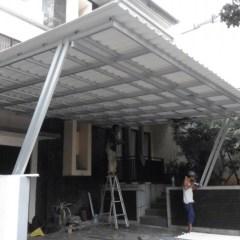 Kanopi Baja Design Jual Ringan Alderon Untuk Konsumen Di Cengkareng