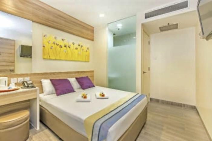 Jual Voucher Hotel 81 Dickson Singapore Jakarta Utara Indo Berkat Wisata Tokopedia