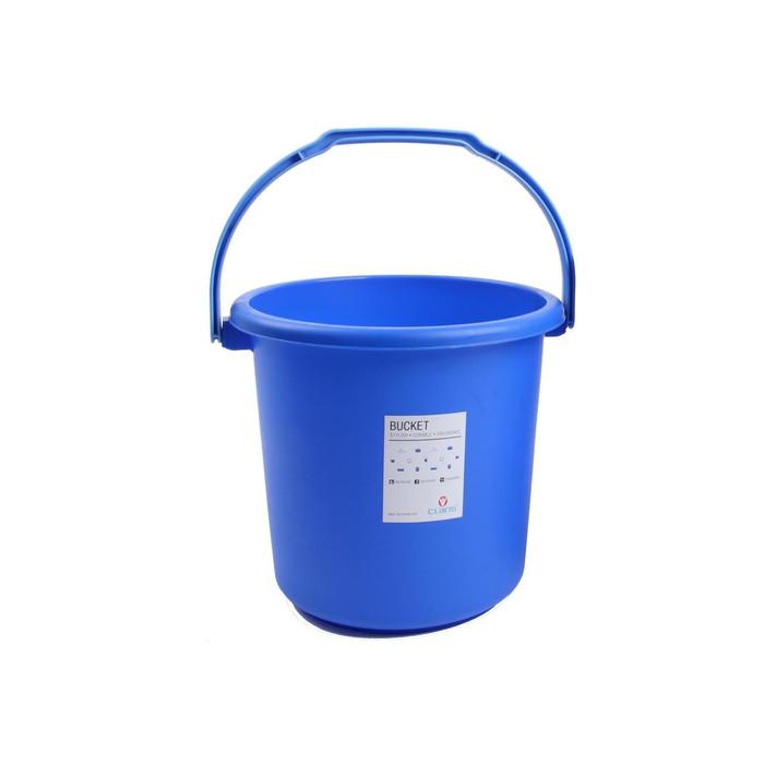 Jual Ember Plastik Claris 5L  Ember Cool Bucket Claris