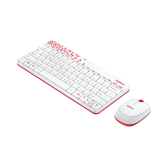 Jual Logitech MK240 Nano Receiver Wireless Mouse Keyboard