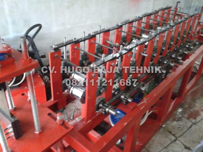 mesin pembuat baut baja ringan jual peluang usaha truss kanal c