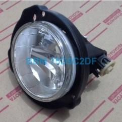 Harga Grand New Avanza Veloz 2015 All Kijang Innova Serayamotor Jual Foglamp Lampu Kabut Bumper Asli Original ...