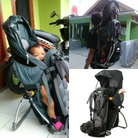 Jual baby carrier deuter kid comfort 3 - zalacca outdoor ...