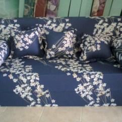 Harga Cover Sofa Bed Inoac Repair Works In Hyderabad Jual No 2 200 X 160 Cm 20 Kain Nikita Star