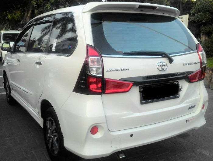 grand new avanza veloz 1.5 toyota yaris trd for sale jual 1 5 mt putih murah wahyu auto tokopedia