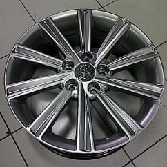 Jual Velg All New Camry Ulasan Grand Veloz Mobil Toyota Ring 17x7 5 Hole 5x114 3 Warna Silver