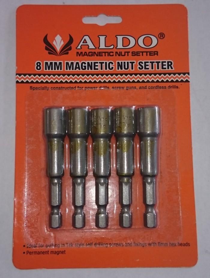 pemasangan sekrup baja ringan jual kunci socket baut magnetic 8mm x 65 aldo