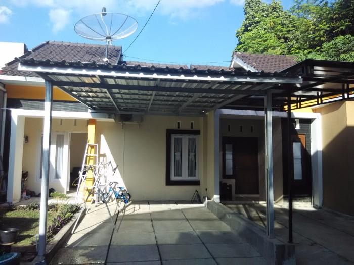 harga atap baja ringan yogyakarta jual kanopi paling ekonomis untuk wilayah jogja
