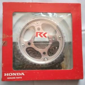 Daftar Harga Spare Part Motor Honda New Megapro | Newmotorjdico