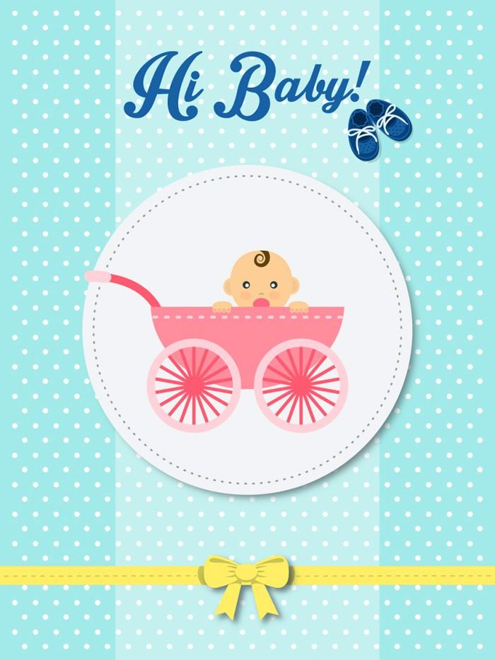 Background Kartu Ucapan Kelahiran Bayi Laki-laki : background, kartu, ucapan, kelahiran, laki-laki, Kartu, Ucapan, Kelahiran, Bagikan, Contoh