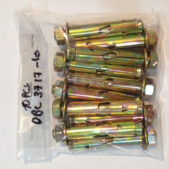 ukuran standar baut baja ringan jual dynabolt 3717 10 pieces jakarta