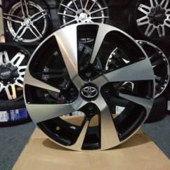 Jual Velg Grand New Veloz Toyota 2015 Mobil All Avanza Ring 15 Sinar Otomax