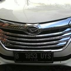 Grand New Avanza Vs Great Xenia All Alphard Harga Jual List Grill Depan Auto