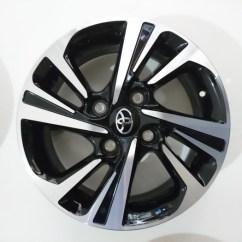 Jual Velg Grand New Veloz Toyota Yaris Trd Spoiler Mobil All Avanza Ring 15 Cek Harga Di Pricearea Com Ori Oem Xenia Se Bisa Untuk