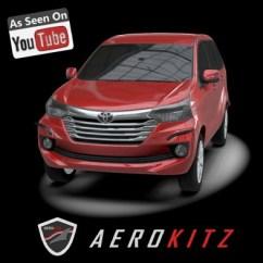 Grand New Avanza Youtube Lampu Jual Aerokitz Aksesoris Toyota Freeform Style Rear