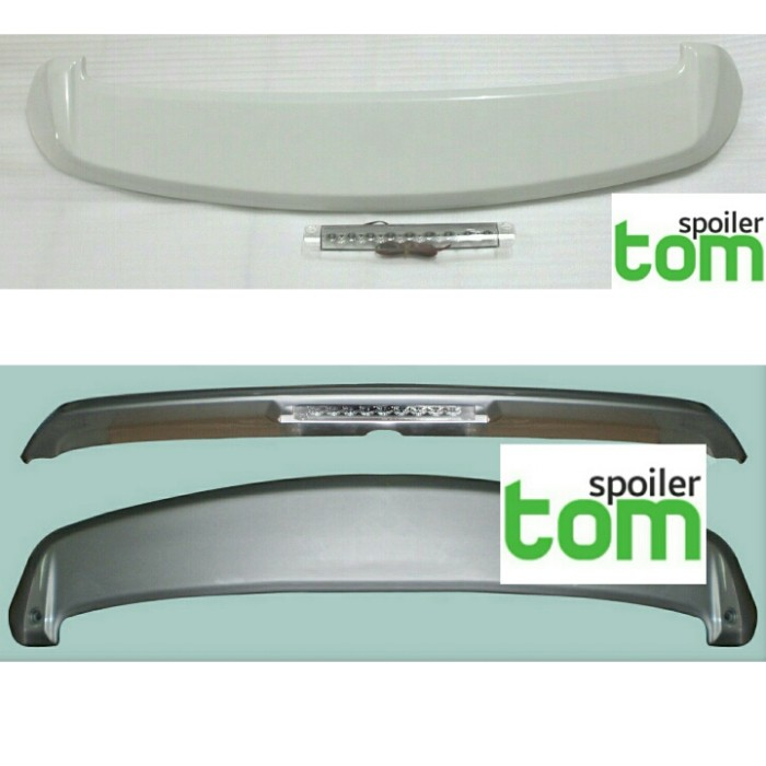 jual spoiler grand new avanza toyota yaris trd specs all great xenia de