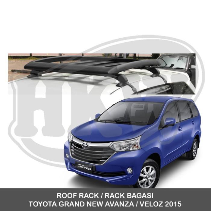 roof rack grand new avanza tipe dan harga all kijang innova jual bagasi toyota veloz