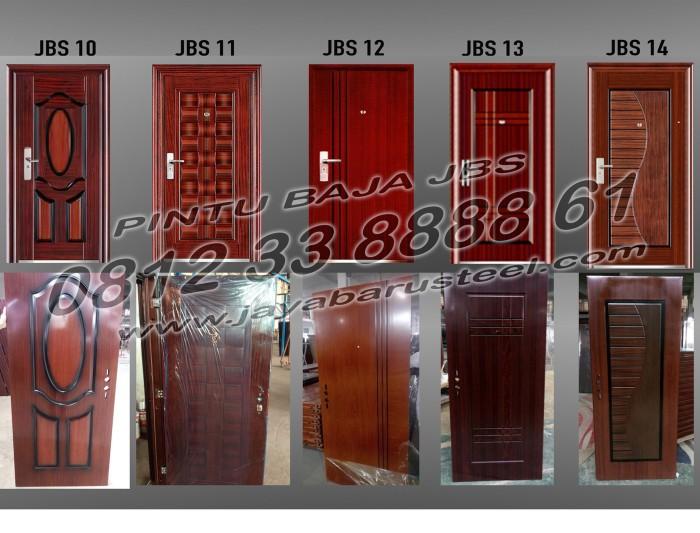 harga baja ringan madiun jual 08123 5578 785 jbs pintu plat kota
