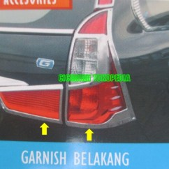 Stop Lamp Grand New Veloz Toyota Yaris Trd Sportivo 2018 Indonesia Jual Garnish Crom Stoplamp Avanza Xenia Cicimimi