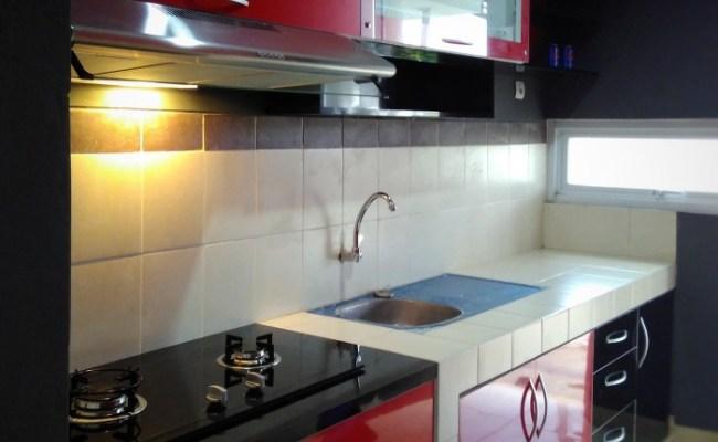Jual Kitchen Set Lemari Dapur Furniture Minimalis Hpl