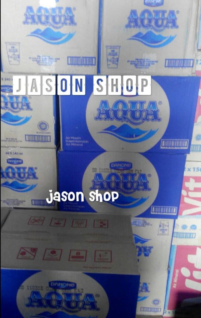 Harga 1 Dus Aqua Gelas : harga, gelas, Mineral, Harga, PriceArea.com