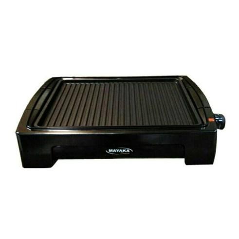 Hasil gambar untuk Alat Panggang Mayaka Electric Grill BG-4740 OG