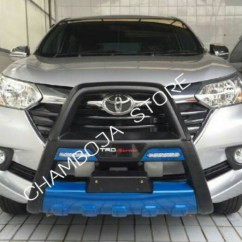 Bemper Grand New Veloz Toyota Yaris Trd Sportivo Bekas Jual Tanduk Bumper Avanza 2015 Chamboja