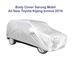 Jual Aksesoris All New Kijang Innova 2016 G Mt Body Cover Sarung Mobil