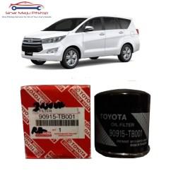 Oli All New Kijang Innova 2.4 Venturer Diesel A/t Jual Toyota Genuine Parts Filter Saringan Fortuner Hilux