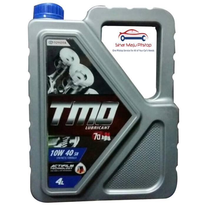 oli all new kijang innova grand avanza review indonesia jual paket mobil tmo 10w 40 6 liter filter aspira toyota