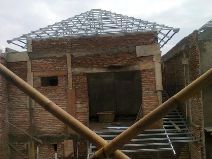 rangka kanopi jendela baja ringan jual atap amp 105 000 m2