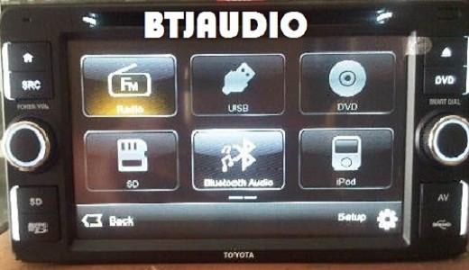 audio grand new avanza headlamp jual tv mobil oem for toyota xenia full hd
