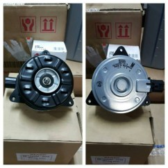 Radiator Grand New Avanza Toyota Yaris Trd India Jual Motor Fan All 60313 Ae168000 2410 Asli Denso