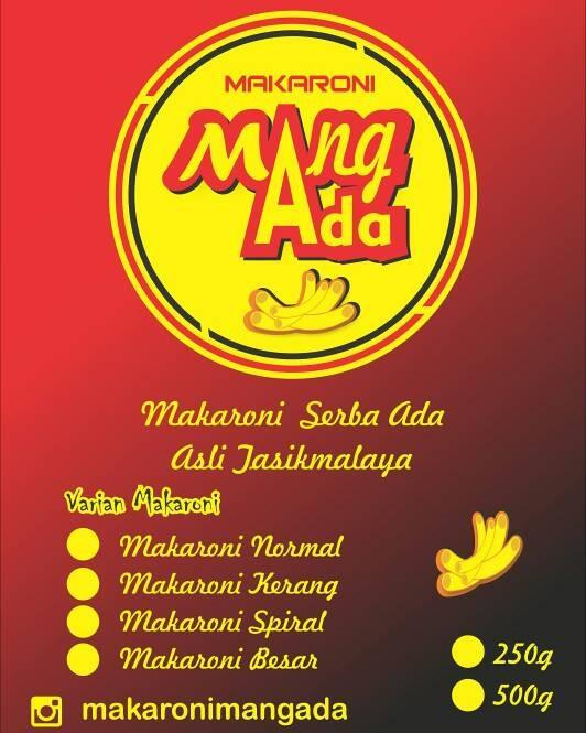 Contoh Logo Makanan Ringan : contoh, makanan, ringan, MAKARONI, KERANG, Tasikmalaya, SNACK, Tokopedia