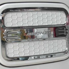 Tank Cover Grand New Avanza Toyota All Camry 2.5 V A/t Jual Veloz Model Luxury