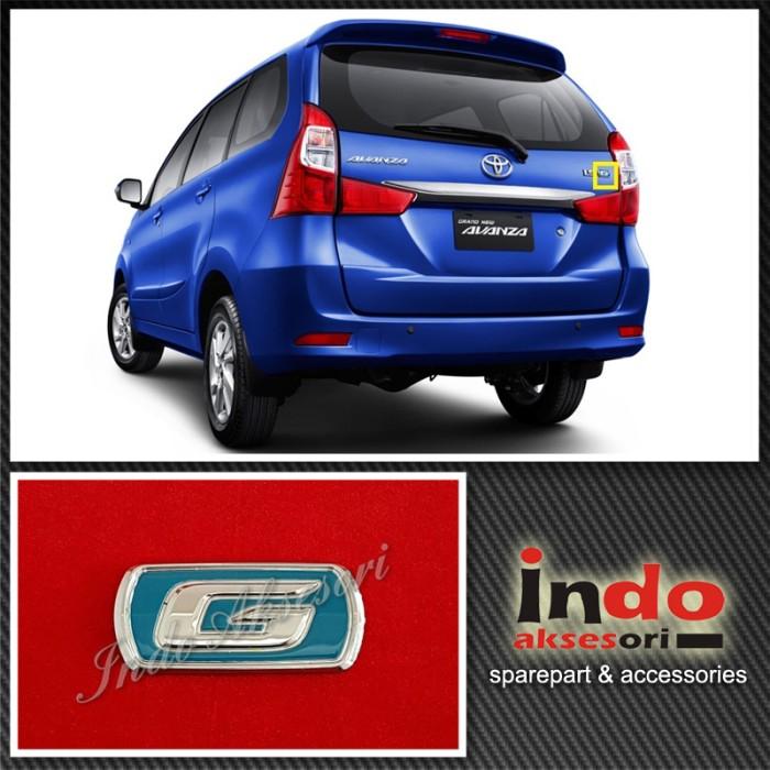 variasi grand new veloz cicilan mobil avanza jual emblem g biru toyota