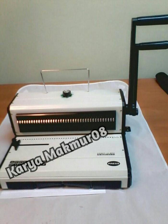 Fungsi Mesin Penjilid : fungsi, mesin, penjilid, Mesin, Jilid, Gemet, 31WF/Binding, Machine/Alat, Penjilid, Jakarta, Utara, KARYA, MAKMUR08, Tokopedia