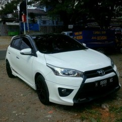 All New Yaris Trd Velg Racing Grand Avanza Jual Body Kit Plastic Add On Toyota Sportivo