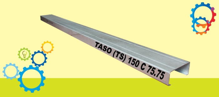 distributor baja ringan taso jakarta jual c75 0 75 grosir termurah
