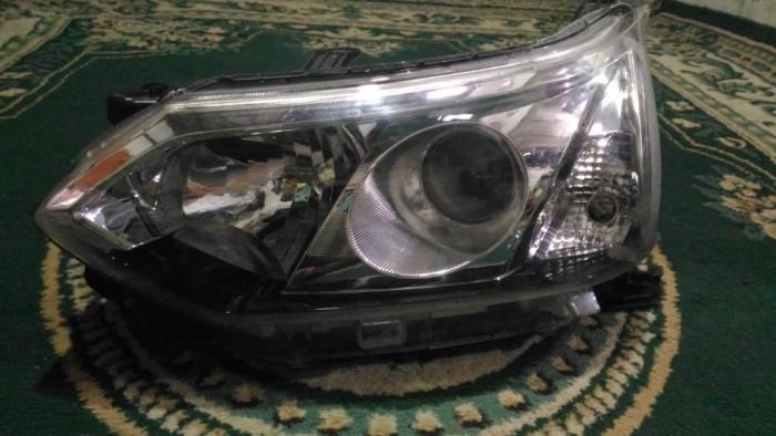 headlamp grand new avanza bodykit all yaris trd jual kiri xenia proyektor afdahal