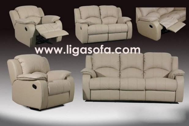 Jual sofa reclining di jakarta for Sofa jakarta