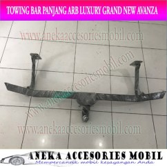 Panjang Grand New Veloz All Toyota Altis 2018 Jual Bumper Towing Bar Belakang Avanza