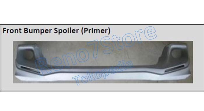 grand new avanza limited diecast jual front bumper spoiler original