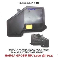Oli Matic Grand New Avanza Accessories Jual Filter Veloz Calya Rush Terios 35303 97501 E