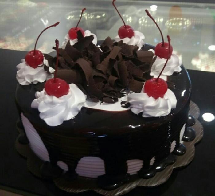 Jual Birthday Cake Black Forest Diameter 20cm Kota Tangerang