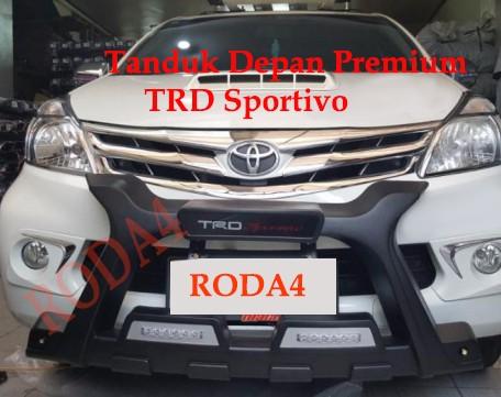 bemper depan grand new avanza veloz harga 2015 jual tanduk bumper all premium trd