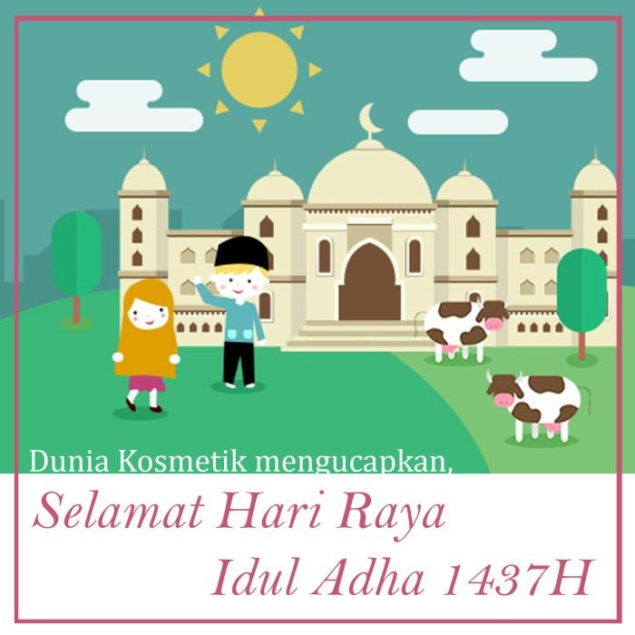 Jual Selamat Hari Raya Idul Adha 1437h Jakarta Timur Store
