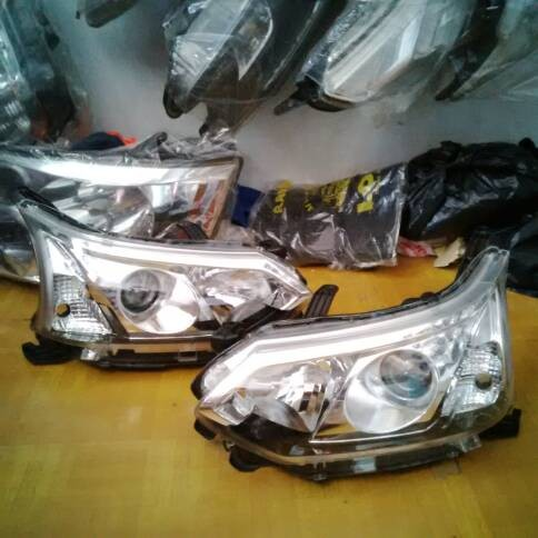 harga headlamp grand new veloz toyota yaris trd 2013 bekas jual projector benz motor tokopedia