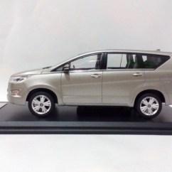 All New Kijang Innova Silver Tank Cover Grand Avanza Jual Diecast Miniatur Mobil Toyota Reborn 2016