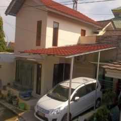 Harga Atap Baja Ringan Di Indramayu Jual Rangka Kanopi Amp Plafon Kab